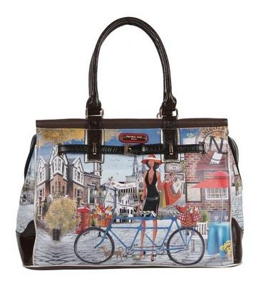 big girly handbag