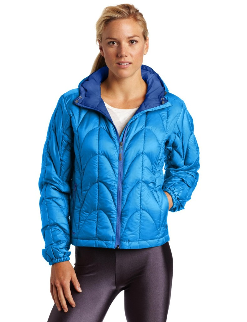 Fun Hooded Puffy Jackets for Women