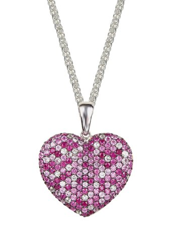 best heart shaped necklaces for women