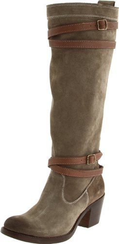 FRYE Women's Jane Strappy Knee-High Boot