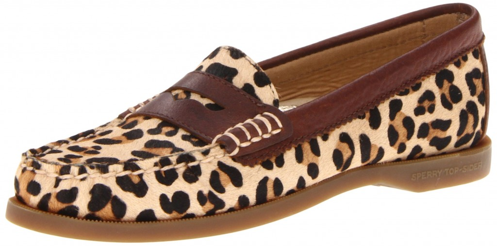 Leopard Slip-On Loafer