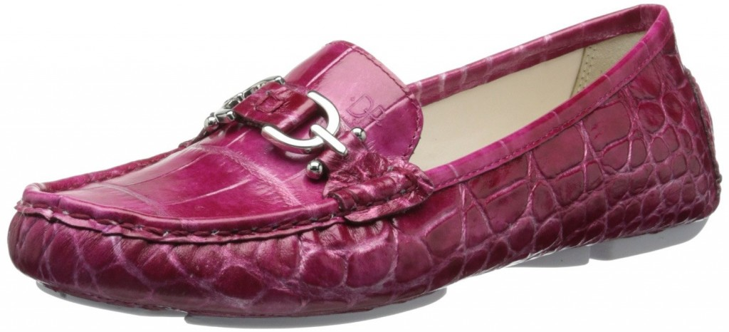 fashion leather loafers
