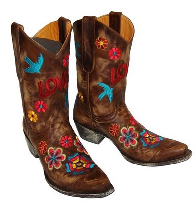 Old Gringo Cute Cowboy Boots for Women