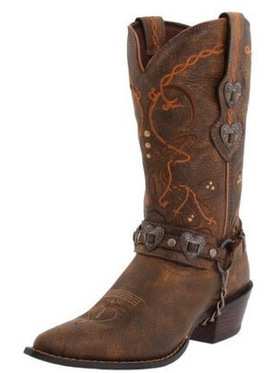Girly Cowgirl Boots