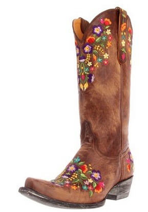 13 Insanely Cute And Girly Cowboy Boots