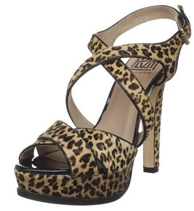sexy leopard print sandals