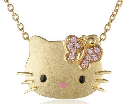 cute Hello Kitty necklaces