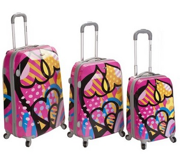 Love Suitcases