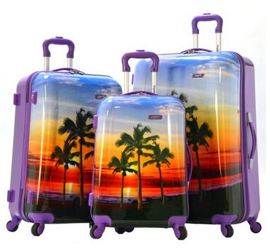 Girly Suitcases Luggage | Luggage And Suitcases