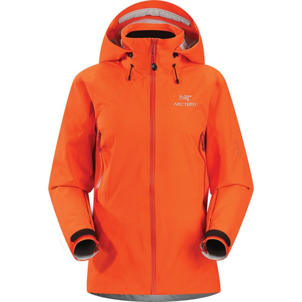 Fun Arc'teryx Rain Jackets for Women