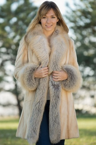 stunning mink fur winter coats for sale