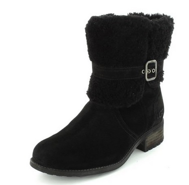 Cute Black UGG Boots for Teens