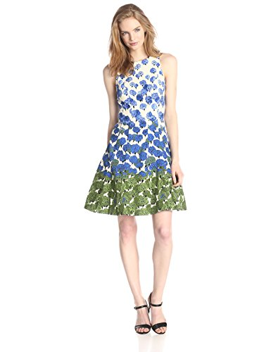 Cute Floral Spring and Summer Dress