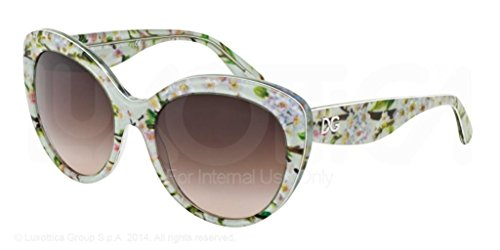 Dolce & Gabbana Cute Floral Sunglasses for Women