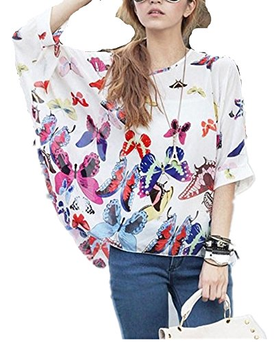 Fun BUTTERFLY Blouse