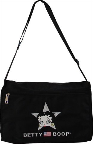 Cute Betty Boop Messenger Bag
