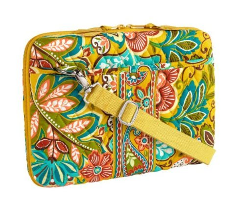 Beautiful Vera Bradley Floral Mini Laptop Bags for Sale