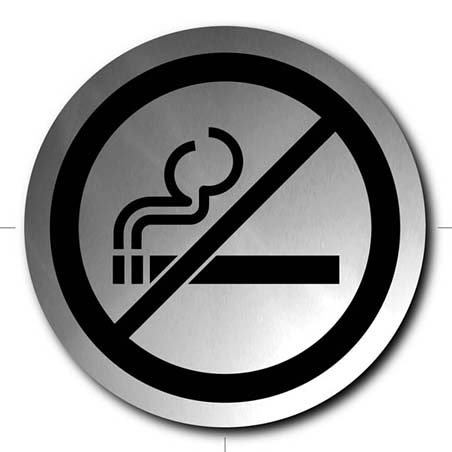 No Smoking Sign for Sale