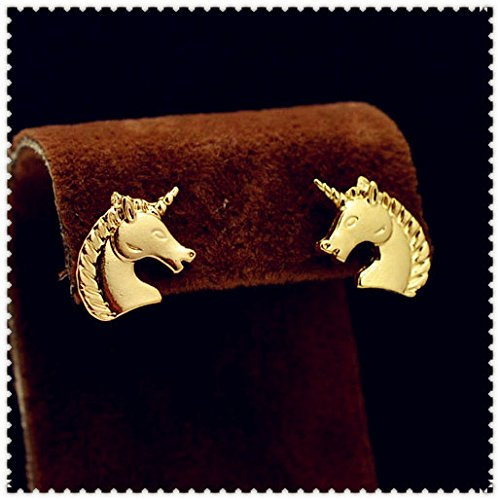 Cute Unicorn Stud Earrings