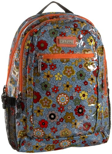 Hadaki Floral Swirl Cool Backpack