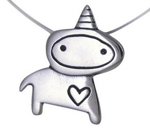 Cutest Unicorn Necklace