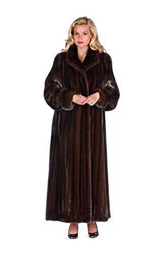 Fancy Long Mink Coats for Women