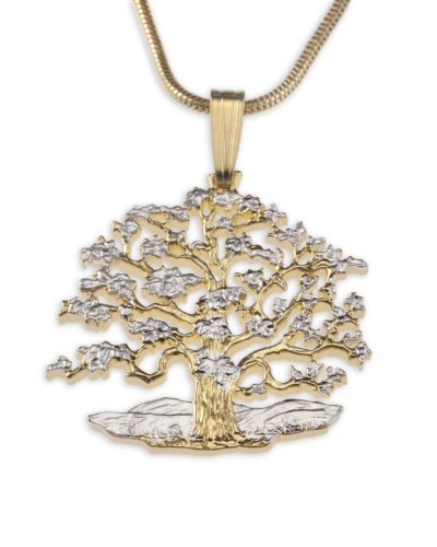 Stunning Tree of Life Necklace