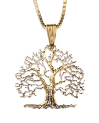 Tree of Life Pendant for Sale with Snake Chain