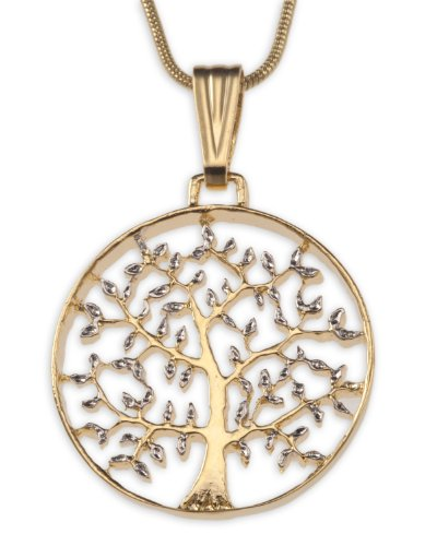 Handmade Tree of Life Pendant and Necklace