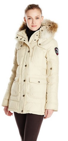 cute parka coats