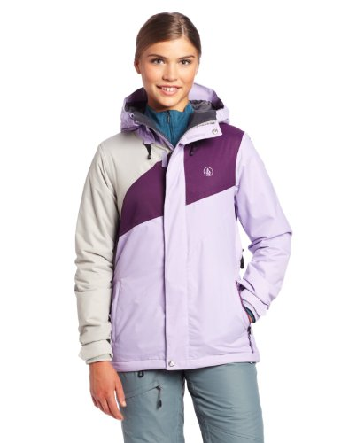 Insulated Snowboard Jacket for Teenage Girls