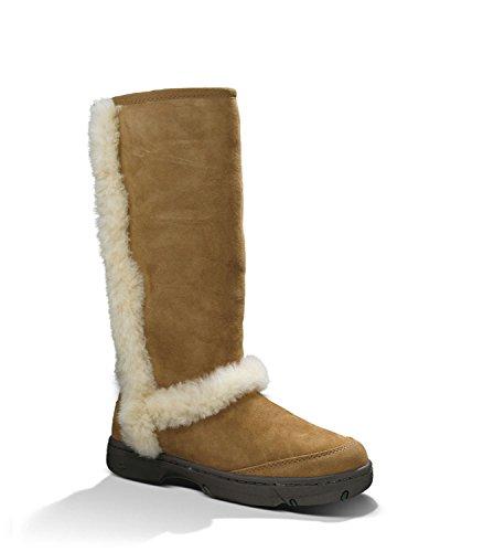 UGG Australia Women's Tall Sheepskin Fur Boots