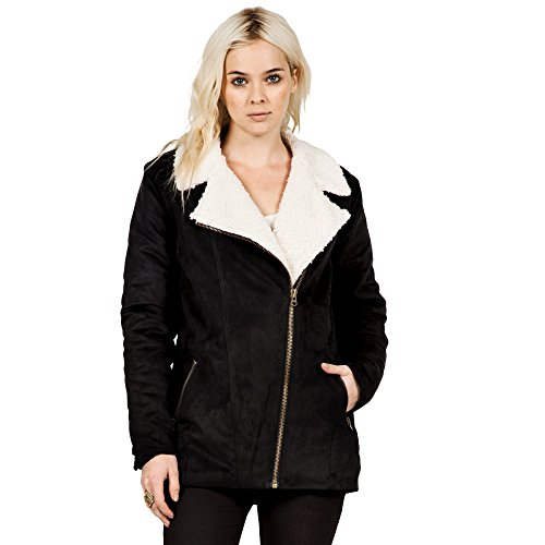 Zip Front Winter Jacket for Teenage Girls