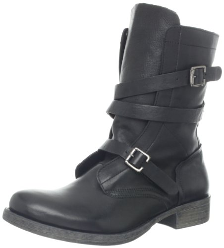 Very Cool High Quality Black Leather Boots