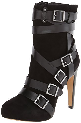 Stylish Chic Ankle High Heel Boots
