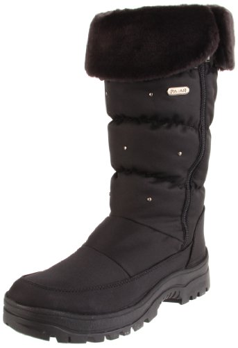 Women's Waterproof Warm Wool Winter Boots