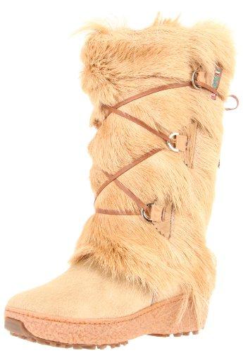 Stylish Fur Boots