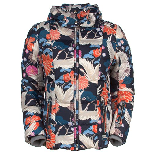 Floral Design Bogner Ski Jacket for Women