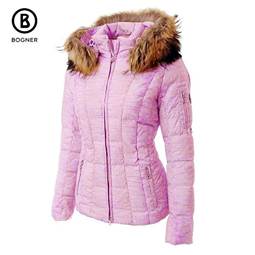 Light PINK Ski Jacket for Women
