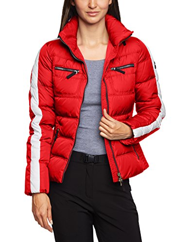 AFFORDABLE Red Ski Jacket for Women