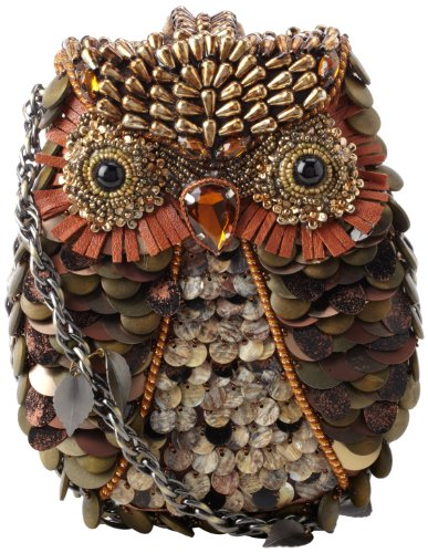Cool Owl Shaped Purse
