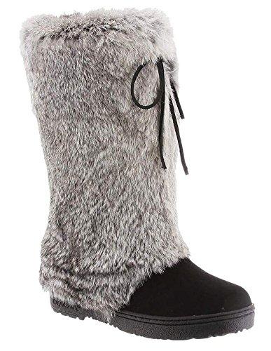 Beautiful Fur Winter Boots for Women