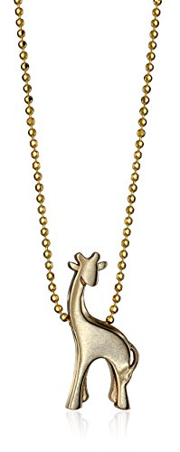 Lovely Giraffe Pendant Necklace