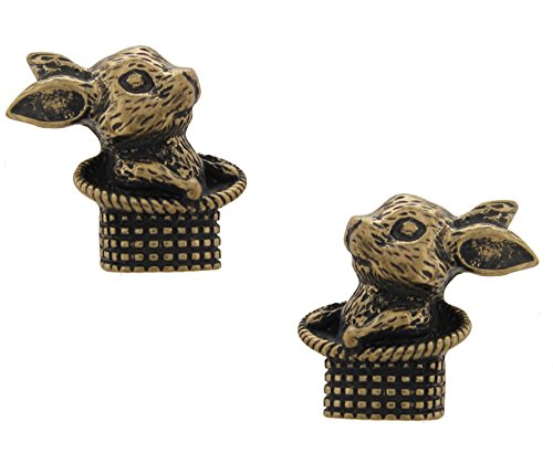 Cute Magic Bunny Rabbit Earrings