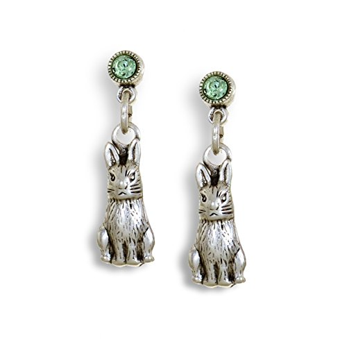 Mini Bunny Rabbit Earrings