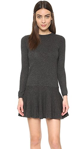 Fun Sweater Wool Dress for Women
