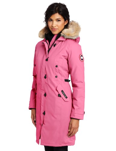 Cute PINK Parka Coat for Women