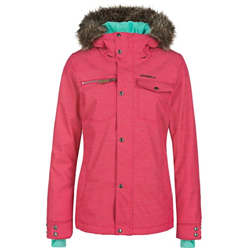 Pink Snow Jacket for Women