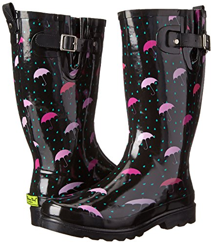 12 Colorful Fun Cute and Girly Rain Boots for Women!