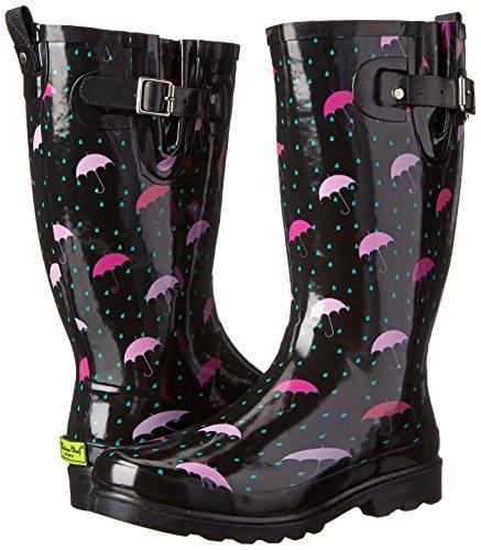 Girly Rain Boots